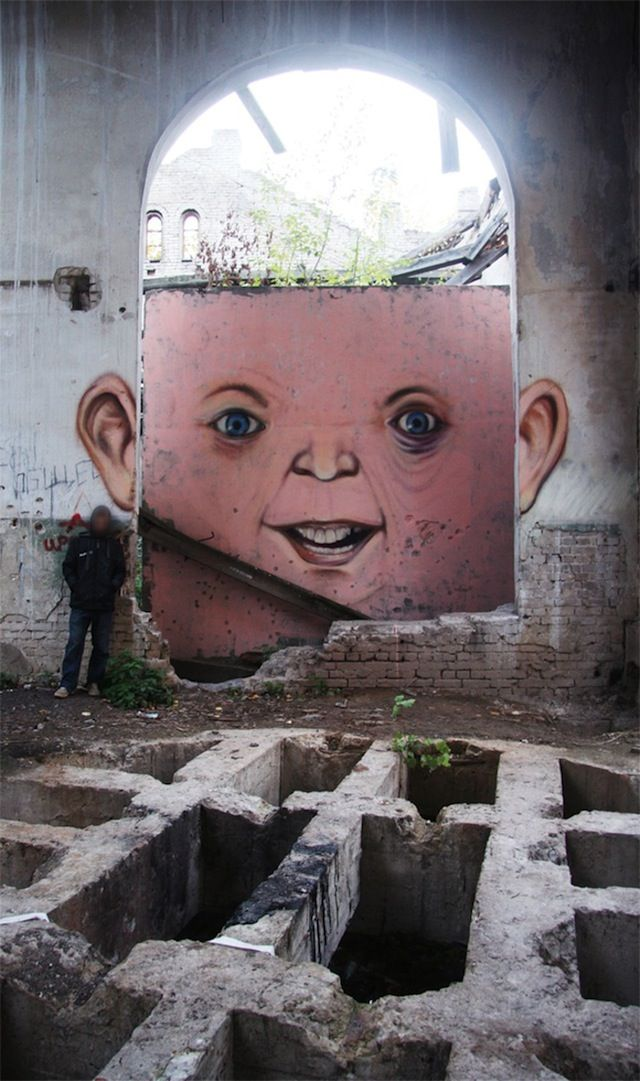 49 Newish Street Art Photos – May 2011