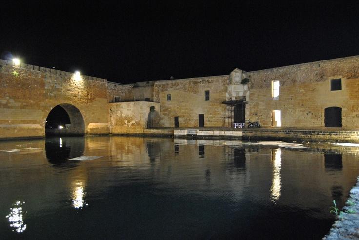 Castello Alfonsino #brindisi #puglia #italy #BRIMD