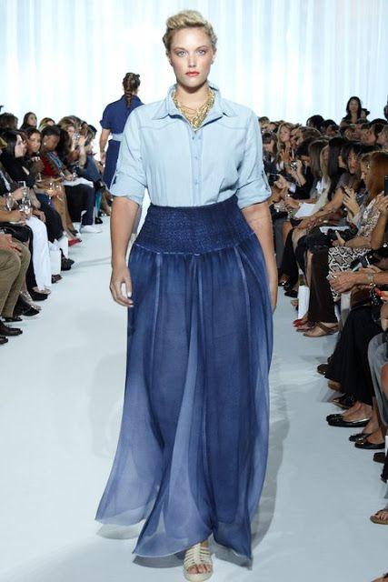 Moda dla grubasów.Prosto z wybiegu!2010