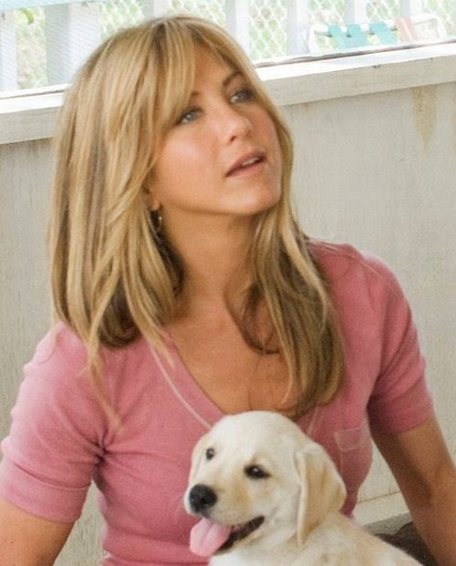 Jennifer Aniston in Marley and Me