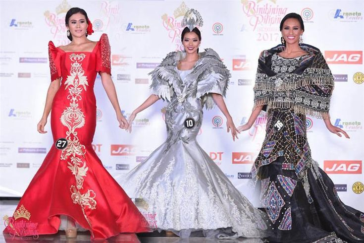 Bb Pilipinas 2017 National Costume Competition