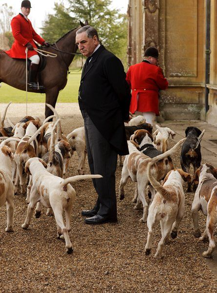 Downton Abbey Series 6: first look images of Episode 1
