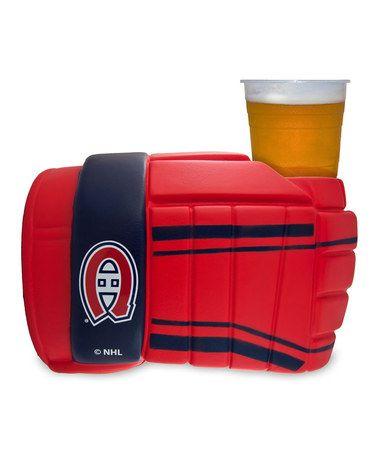 Look at this #zulilyfind! Montreal Canadiens Game On Glove by Game on Glove #zulilyfinds