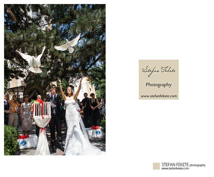 Wedding photography, location Satu-Mare, Romania.   Stefan Fekete Photography  www.stefanfekete.com
