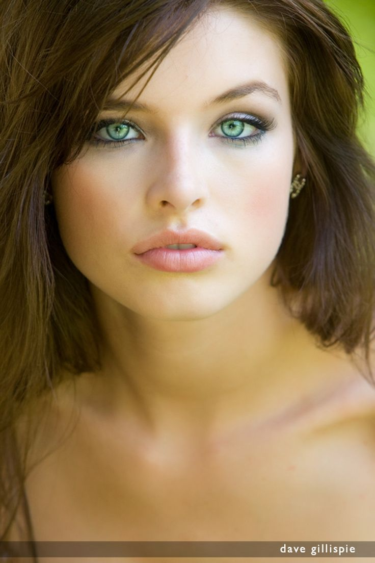 The most beautiful eyes I have ever seen, what amazing color, are they real?