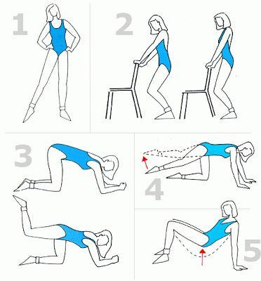 Ejercicio para reducir la grasa de la cintura dietas for Deportes para adelgazar