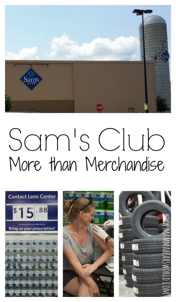 Sams Wholesale Club Services: Pharmacy, Optical and Tires #TrySamsClub #CollectiveBias #shop