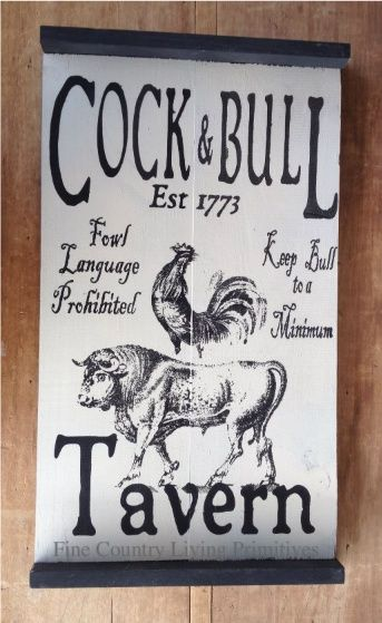 1000 images about tavern signs on pinterest folk art for Fine country living