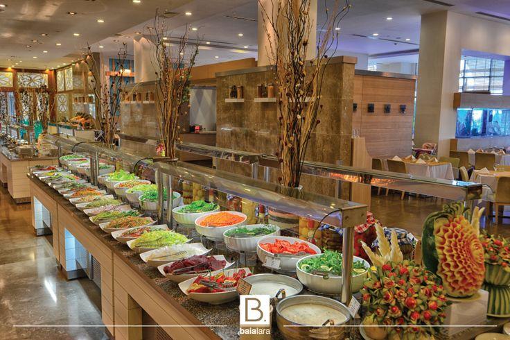 ツ Which one do you prefer? Our open #buffet with full of #gourmet tastes or our a'lacarte restaurants which are the #meeting point of World cuisines?  ツ Siz hangisini tercih edersiniz?  Gurme lezzetlerle dolu açık #büfe mi, #Dünya mutfaklarının #buluşma noktası a'lacarte #restoranlarımız mı?