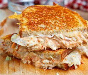 The Rachel Sandwich, aka a Roast Turkey Reuben Sandwich.. My favorite sandwich in the history of sandwiches!!