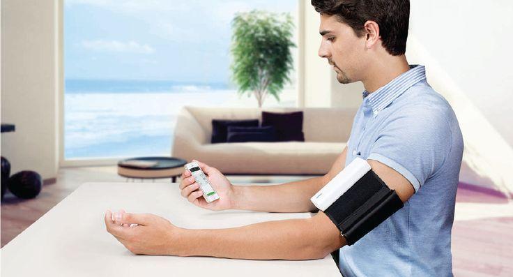 QardioArm Wireless Blood Pressure Monitor Review | Ultra Runners