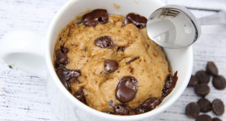 Csokis bögrés süti recept: Ez a remek csokis bögrés süti recept egy 250 ml-es bögrében készült, és isteni finom lett! Persze egy bögre tej e mellé is remekül passzol. Ezzel a forró édességgel energikusan indul a napod! Próbáld ki! ;)