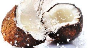 Domácí šampon s kokosovým mlékem
