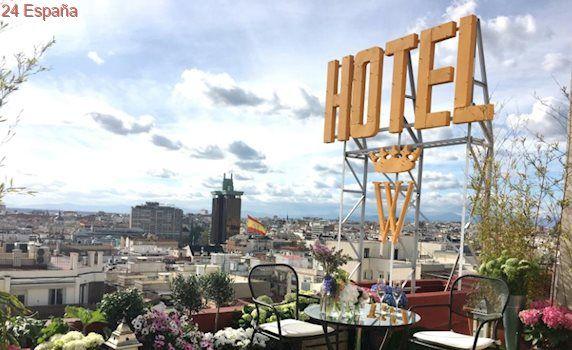 Hotel Wellington: una azotea en exclusiva para cenas románticas y sibaritas