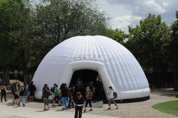 Inflatable Air Dome