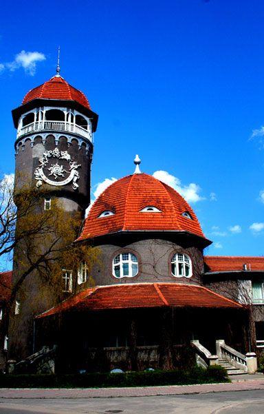 #Svetlogorsk (#Russia - #Kaliningrad), Water tower