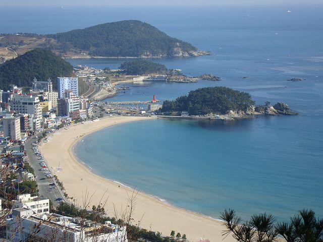 송정해수욕장 ~ 해변을 거닐며 사색하기 좋은 곳