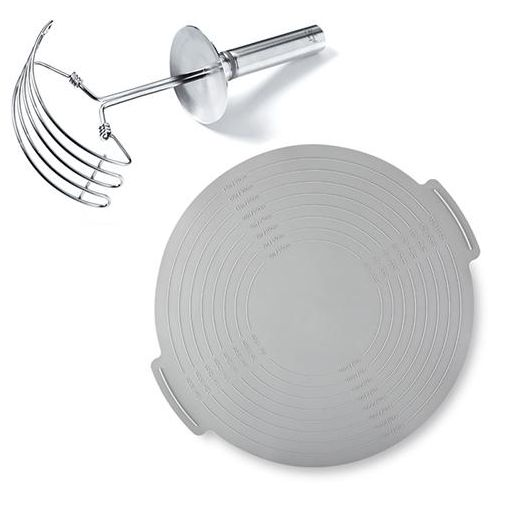 Pampered Chef Outlet deals-  The Baker's Mat is one of my favs- it is only $13.80 with the pastry blender!!!