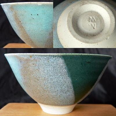 MARY WHITE Llantwitt WALES MW Mark Studio Pottery