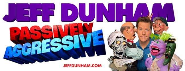 Jeff Dunham: Passively Aggressive | Van Andel Arena. Click for more information and purchase tickets!