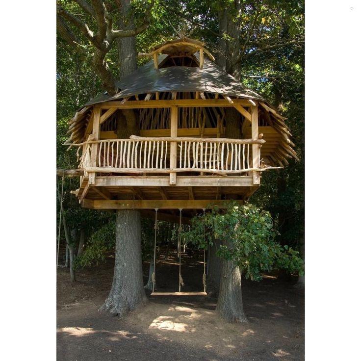 24 mejores imágenes de Treehouse en Pinterest | Barcos, Casa del ...