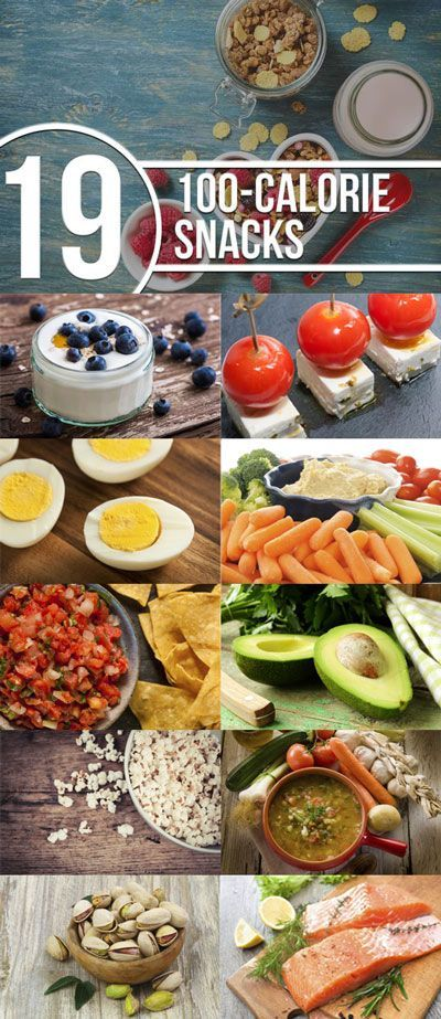 19 Easy 100-Calorie Snacks | Easy snacks, Speed internet ...