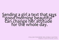 quotes.: Little Things, Remember This, Quote, My Husband, Wake Up, So True, Good Mornings Texts, Sweet Texts, True Stories