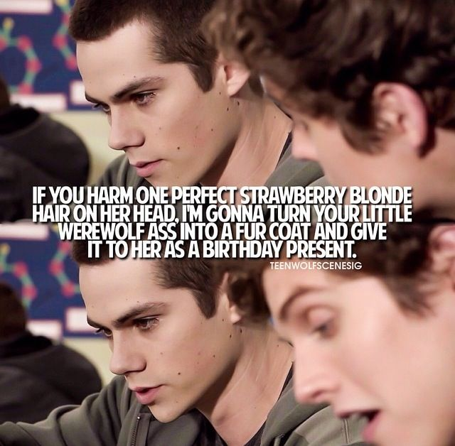 Isaac & stiles in season 2 #teenwolf