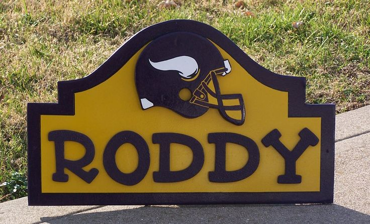 43 Best Nfl Football Wood Decor Signs Images On Pinterest
