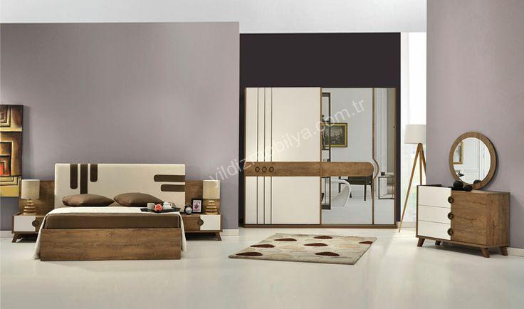 Paris Yatak Odası  #bed #bedroom #avangarde #modern #pinterest #yildizmobilya #furniture #room #home #ev #young #decoration #moda       http://www.yildizmobilya.com.tr/