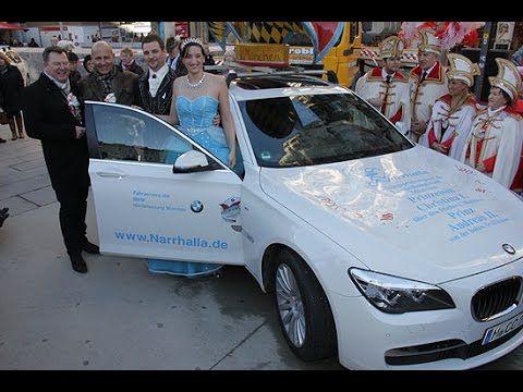 Teil 3: Narrhalla Inthronisation 2015 @ Marienplatz München (Prinzenwalzer & 7er BMW Übergabe)