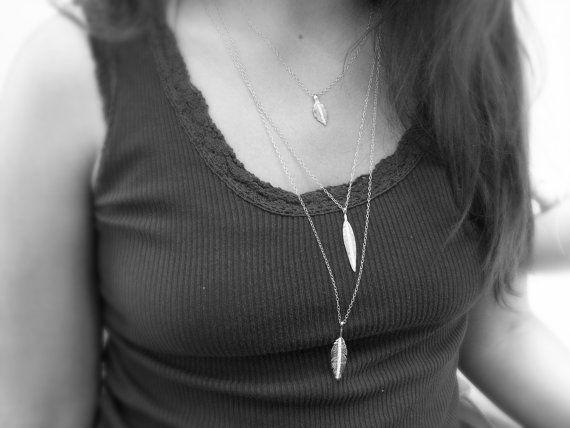 Long Gold leaf pendant necklace. Citrine Swarovski leaf pendant necklace (gfn-8982). gift for mom, swarovski crystals, champagne necklace.
