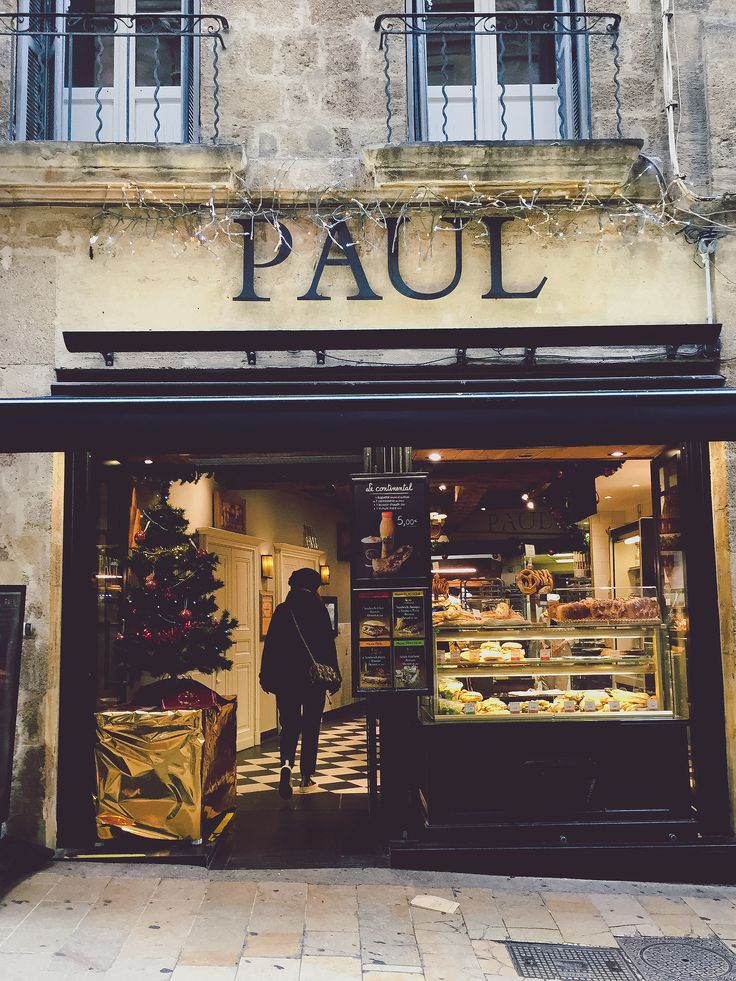 Paul is a franchise but it's still one of the best bakeries in Aix en Provence and loved by locals. Discover what other patisseries in Aix en Provence you must visit!