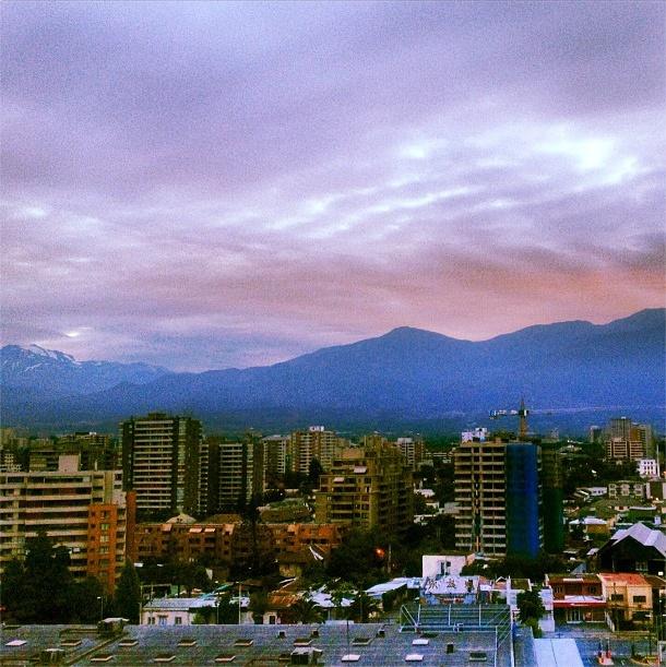 Santiago, good day sunshine