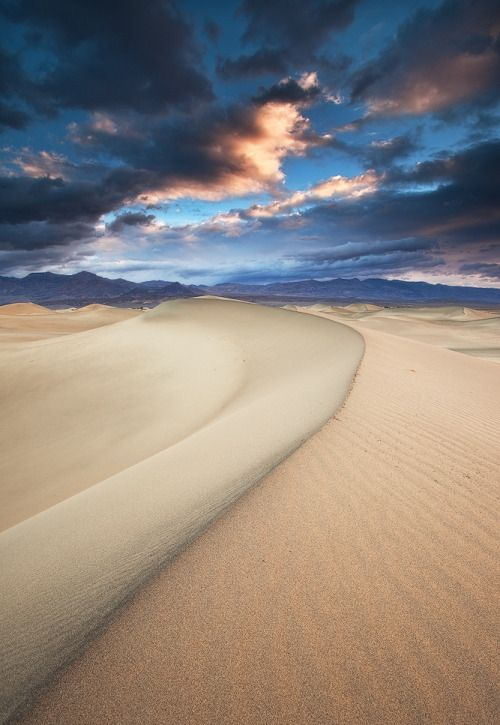 sublim-ature:  Mesquite Dunes CaliforniaDavid Thompson
