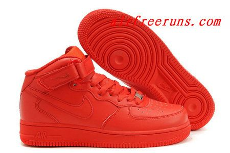 nike shoes air force red. classic nike air force 1 high qk child red cheap shoes pinterest a