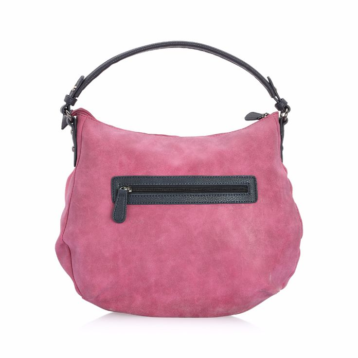 Keep your stuff in place with these cute and handy hobo bag by caprese. Suits best with casual wear.  Buy now; https://acebazaar.in/product/caprese-perry-hobo-medium-pink/  #AceBazaarIn