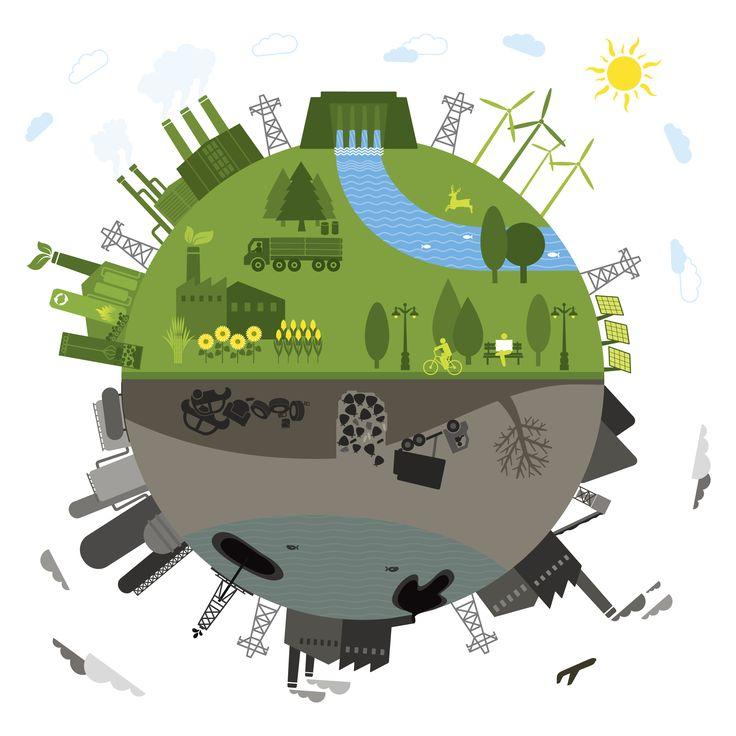 Energías Renovables, Energía Solar, Energía Eólica, Medio