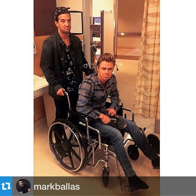 Inside Derek Hough's 'Dancing with the Stars' Injury: What Really Landed Him in the ER