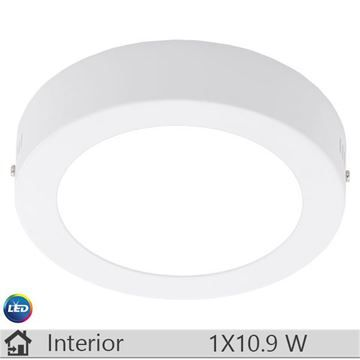 Plafoniera LED iluminat decorativ interior Eglo, gama Fueva, model 94071