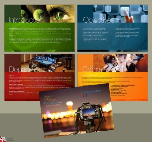 Exceptional 35 Booklet Design Ideas