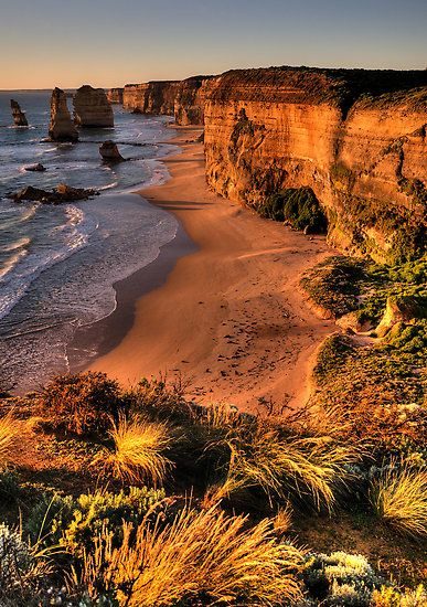 ~~12 - Twelve Apostles, Great Ocean Road by Philip Johnson~~