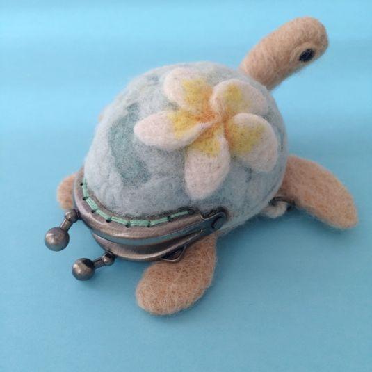 Морские черепахи Mameguchi франгипани (прекращен)