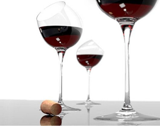 17 best images about funky wine glasses on pinterest - Funky champagne flutes ...
