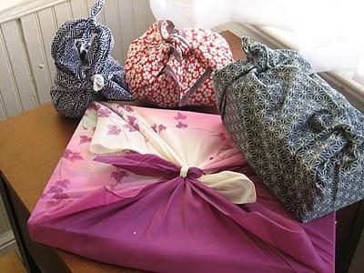 Wabisabi Mama: Giveaway: Furoshiki