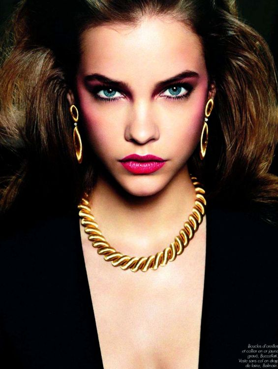 Vogue Paris  barbara palvin-beauty-shot