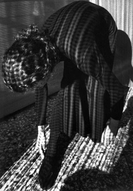 Ferdinando Scianna: Sant'Elia, Sicily, Marpessa, 1987