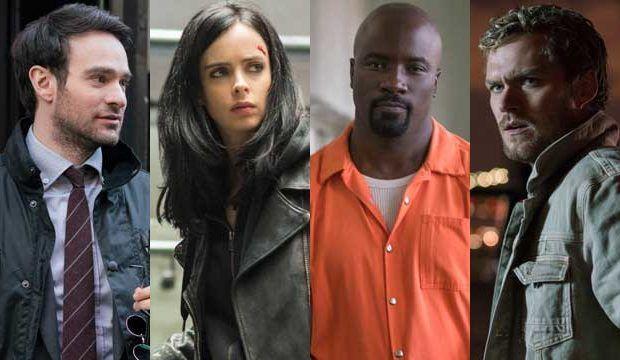 Netflix Marvel TV shows: Vote for your favorite! 'Daredevil,' 'Jessica Jones,' 'Luke Cage,' 'Iron Fist' [POLL]