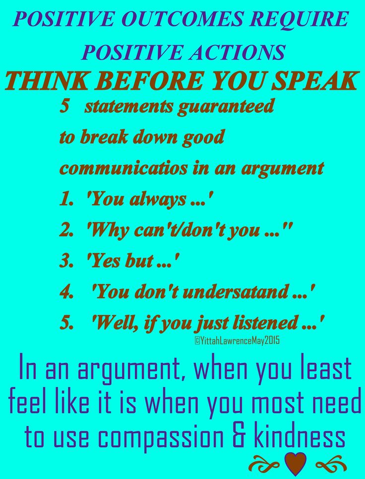 #YittahWisdom Always be kind in your arguments Think before you speak