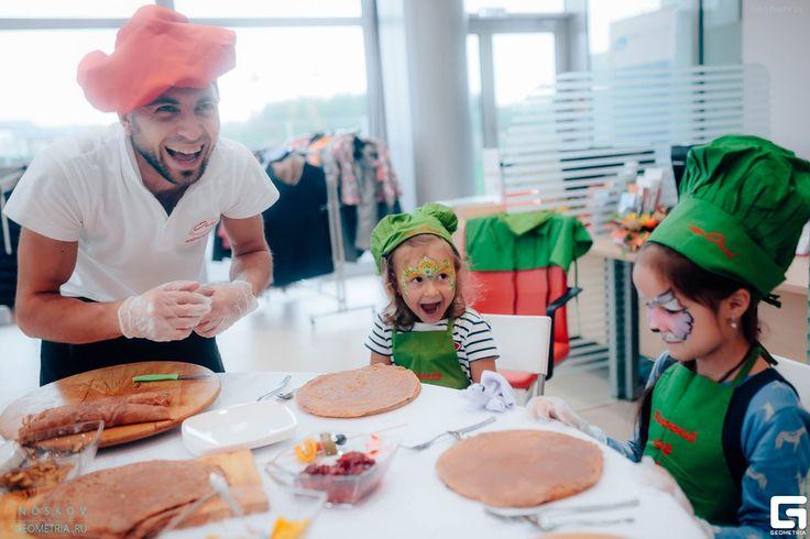Семейный праздник в Тойота Центр Киров
